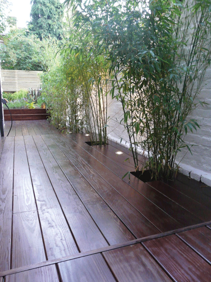 Image of Kebony decking
