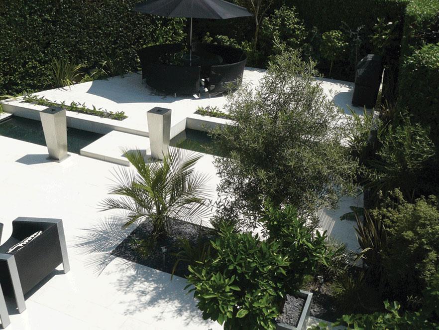 Image of A Garden Design