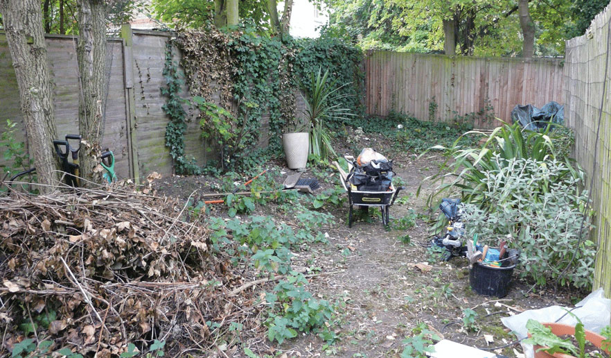 Image of Garden clearance
