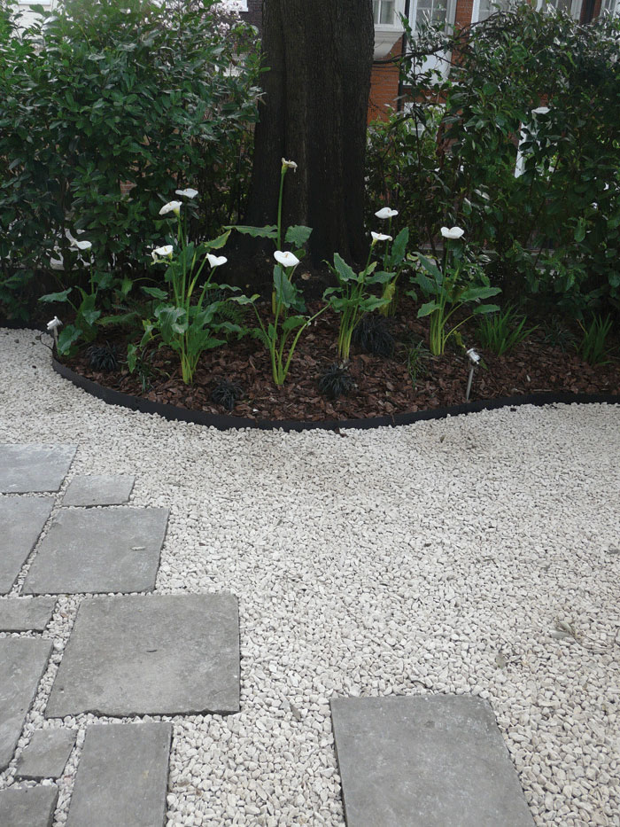 Image of Reclaimed yorkstone paving