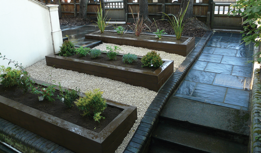 Bespoke garden design wandsworth london abstract for Garden house design ltd